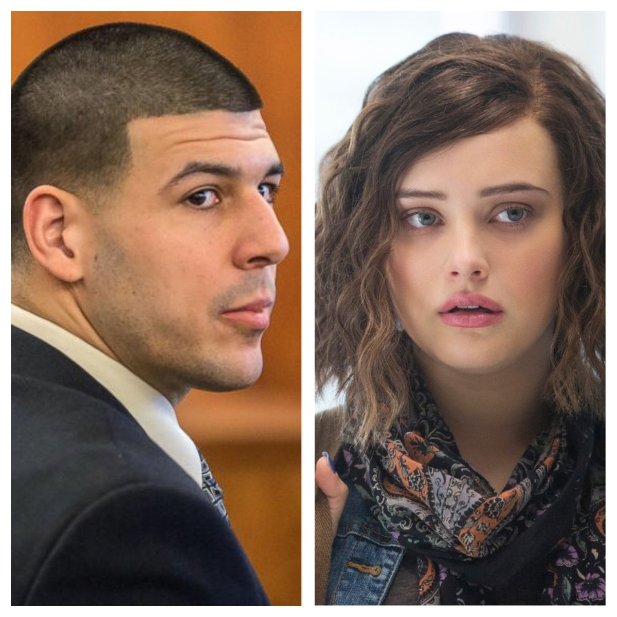"Stop Comparing ""13 Reasons Why"" and Aaron Hernandez."